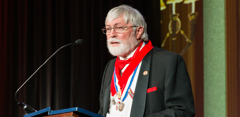 Tommy Miles, Order of the Golden Eagle, Enters Chapter Eternal