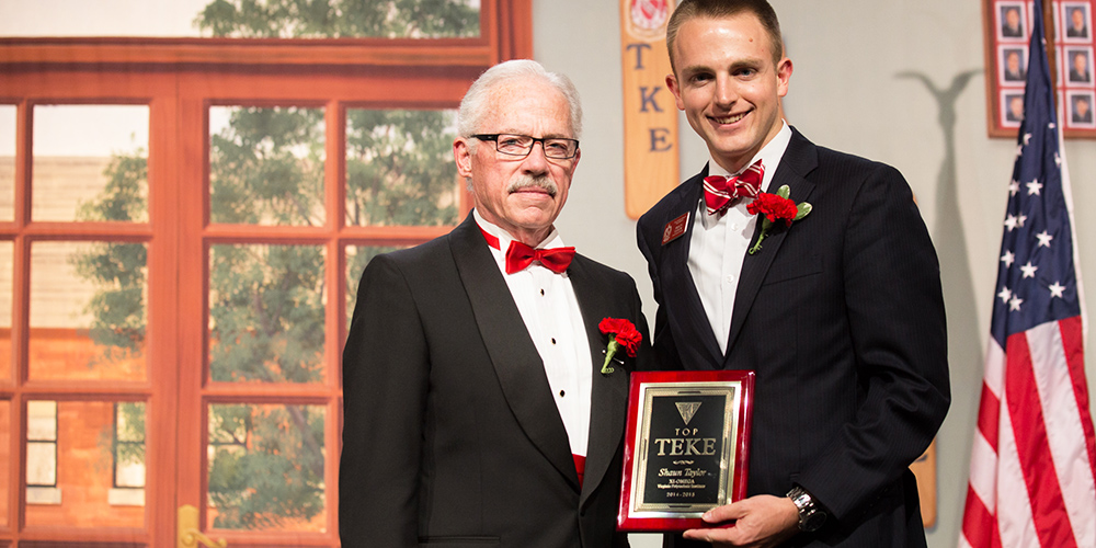 TKE Educational Foundation Year-End Campaign -- Frater Shaun Taylor