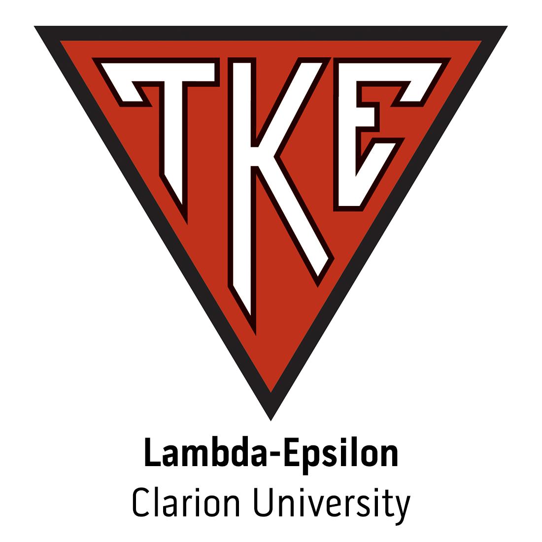 Lambda-Epsilon Chapter at Clarion University