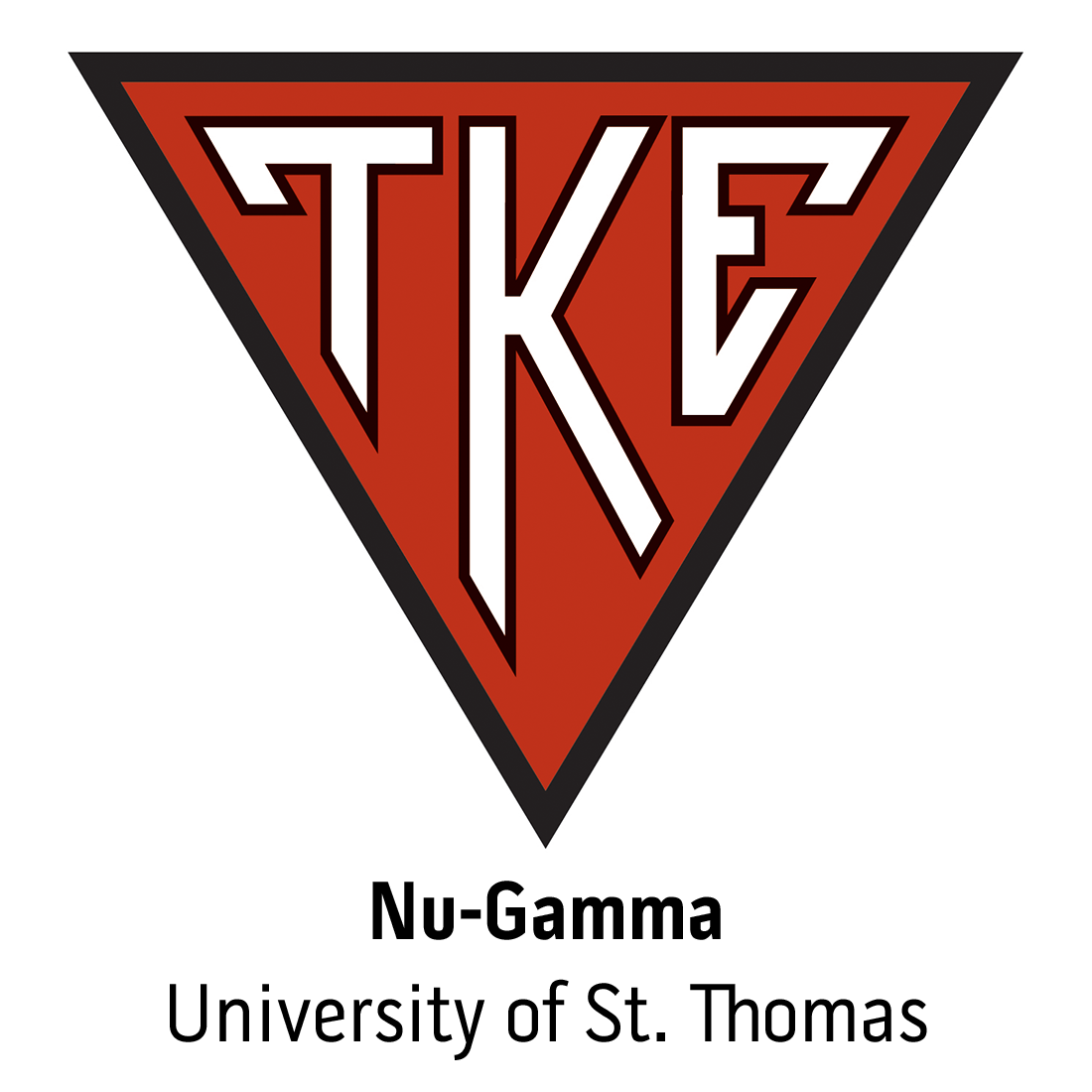Nu-Gamma Chapter at University of St. Thomas