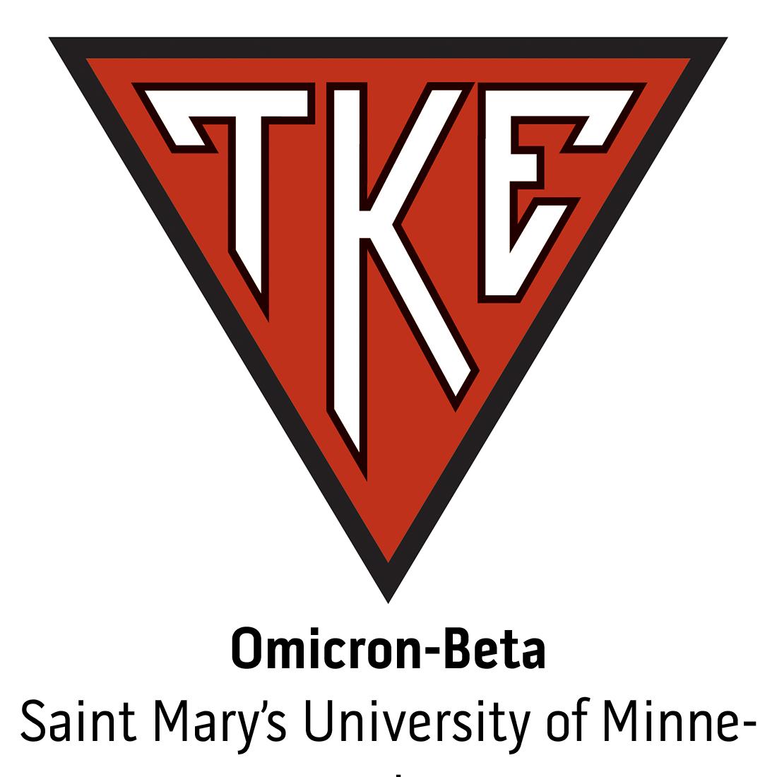 Omicron-Beta Chapter at Saint Mary's University of Minnesota