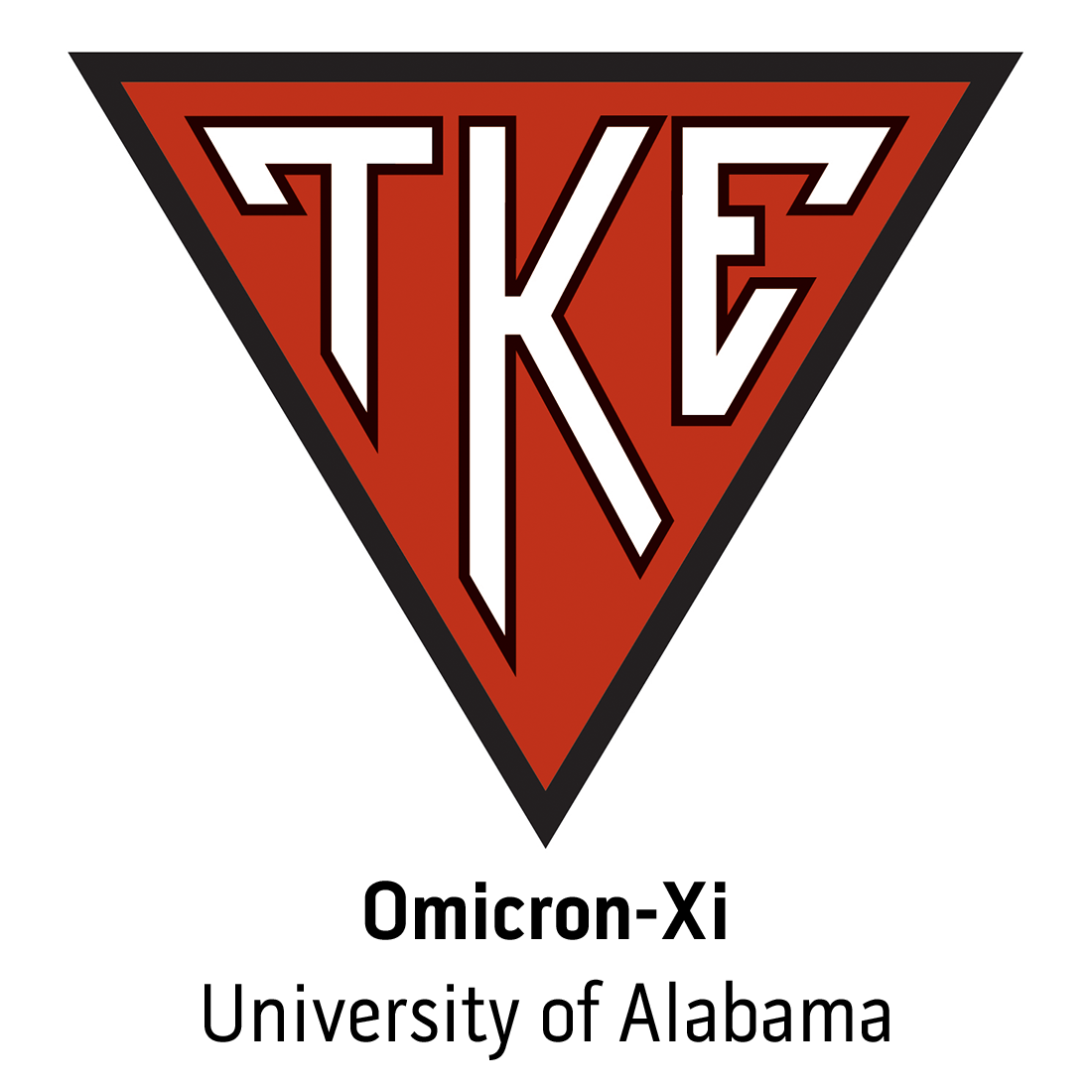 Omicron-Xi Colony at University of Alabama