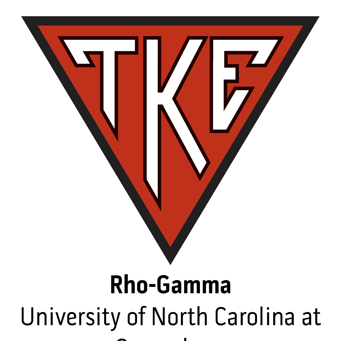 Rho-Gamma Chapter at University of North Carolina at Greensboro