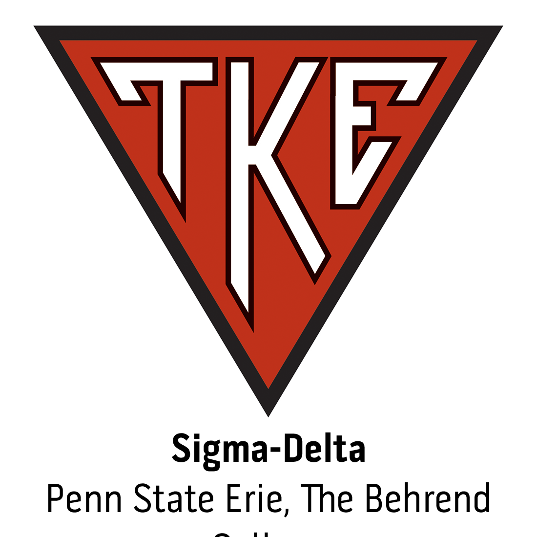 Sigma-Delta Chapter at Penn State Erie, The Behrend College