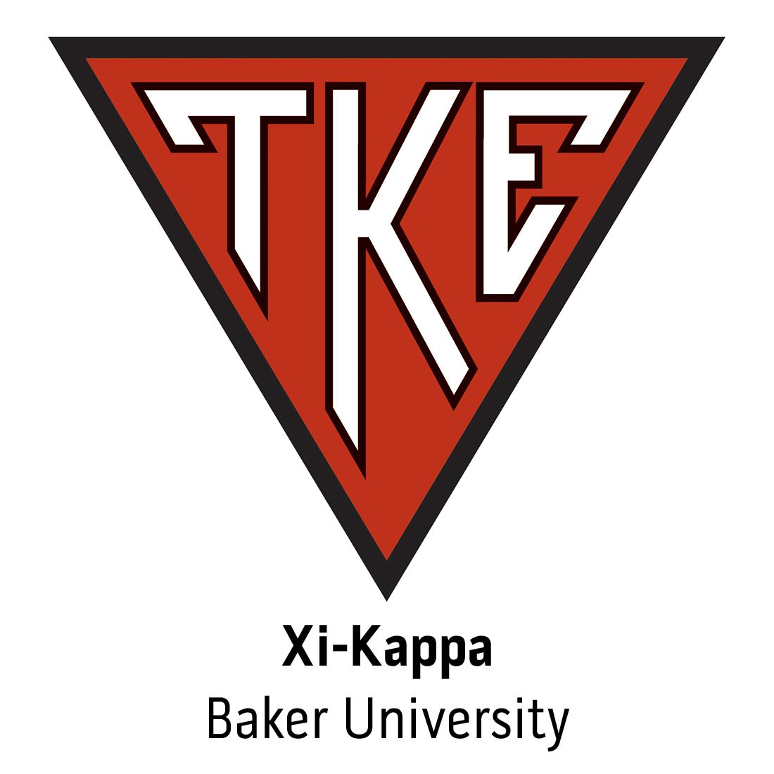Xi-Kappa Chapter at Baker University