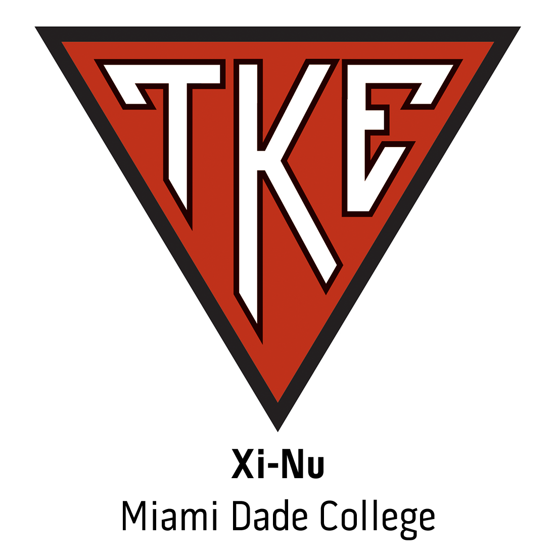 Xi-Nu Chapter at Miami Dade College