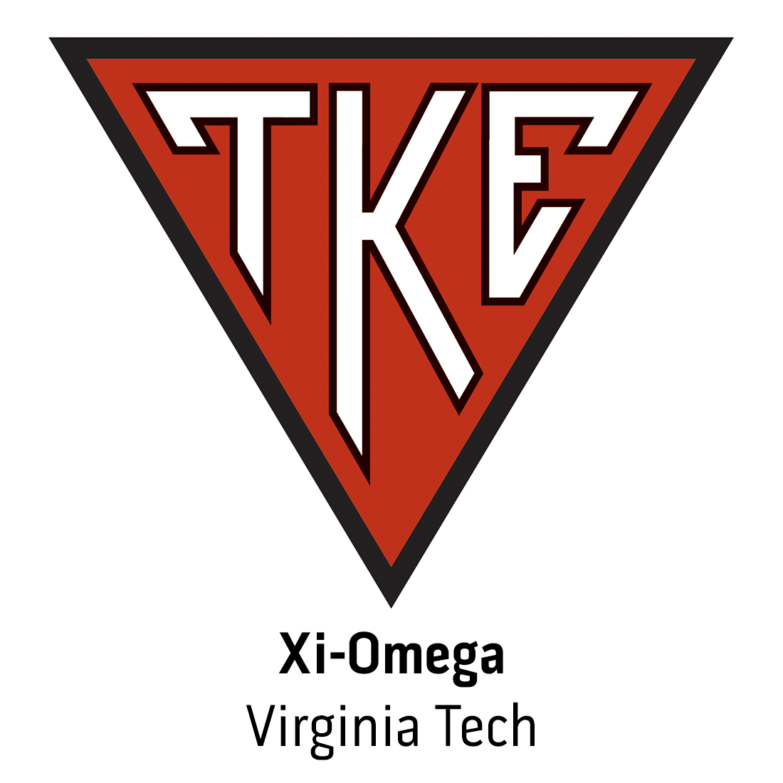 Xi-Omega Chapter at Virginia Polytechnic Institute