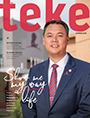 THE TEKE Vol. 112 Issue 2 - Summer 2019